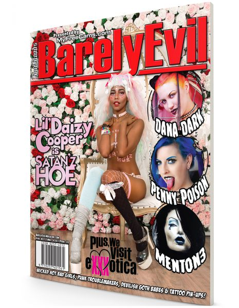 BarelyEvil 3 Cover Daizy Cooper